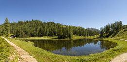 Austria, Styria, Tauplitz, Lake Krallersee - WWF04774