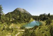 Austria, Styria, Tauplitz, Totes Gebirge, Lake Maerchensee - WWF04777
