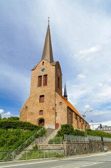 Denmark, Jutland, Sonderborg, church - UMF00916