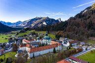 Germany, Bavaria, Benedictine Abbey, Ettal Abbey - AMF06659