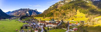 Germany, Bavaria, Benedictine Abbey, Ettal Abbey - AMF06662