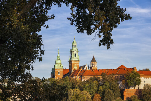 Poland, Krakow, Wawel Caatle - ABOF00415