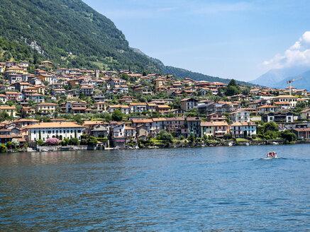Italy, Lombardy, Lake Como, Tremezzina, townscape - AMF06672