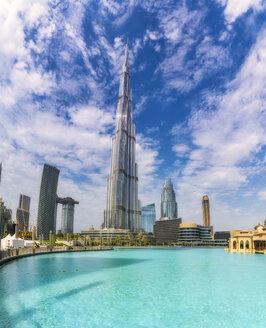 United Arab Emirates, Dubai, Burj Khalifa - SMAF01169