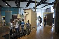 Children at exhibit in science center - HEROF05201