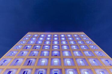Deutschland, Baden-Württemberg, Stuttgart, Mailänder Platz, Stadtbibliothek, Architekt Eun Young Yi, Bibliothek, Stadtbücherei - WD05041