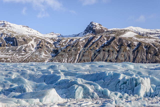 Vatnajokull National Park, Iceland - CUF47854