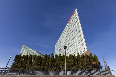 Deutschland, Hamburg, HafenCity, Ericusspitze, Ericus-Contor, Spiegel-Verlagsgebäude - WI03731