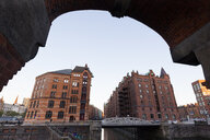 Germany, Hamburg, Speicherstadt, old warehouse - WIF03740