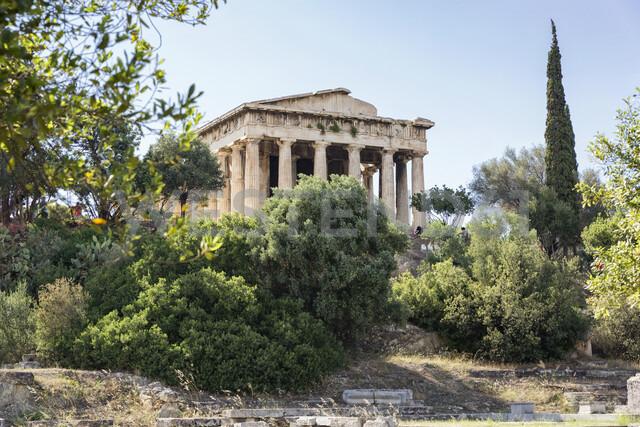 Greece, Athens, Ancient Agora, Hephaisteion - MAMF00365