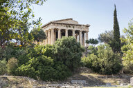 Greece, Athens, Ancient Agora, Hephaisteion - MAMF00365