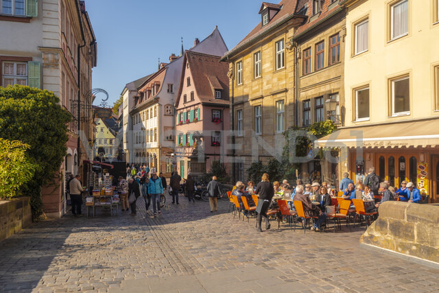 Germany, Bavaria, Bamberg, old town - TAM01165 - A. Tamboly/Westend61