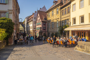 Germany, Bavaria, Bamberg, old town - TAM01165