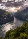 Fjord in Geiranger, Norway - FOLF10310