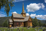 Lom Stave Church in Otta Valley in Norway - FOLF10316