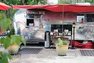 Vintage camper van food truck - ISF20269
