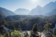 Austria, View to Zugspitze - IPF00494