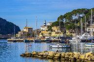 Spain, Mallorca, Port de Soller, harbour - THAF02442
