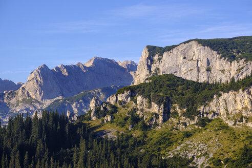 Montenegro, Durmitor National Park, Durmitor massif - SIEF08359