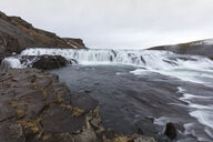 Iceland, Golden Circle, Gullfoss Waterfall - WIF03791
