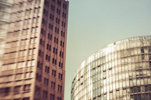 Hochhäuser am Potdsamer Platz, Berlin - CMF00880