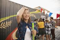 Enthusiastic teenage girl - HEROF08511