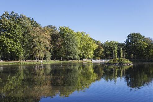 Germany, Saxony, Leipzig, Clara-Zetkin-Park - GWF05830