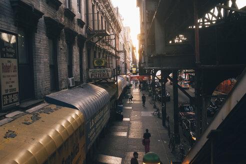 Straßenszene, Brooklyn, USA, New York City - GC00237