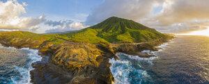 USA, Haswaii, Oahu, Hanauma Bay Nature Preserve, Hanauma Bay - FOF10263