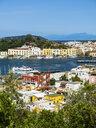 Italy, Campania, Ischia, Forio, View to harbour - AMF06767