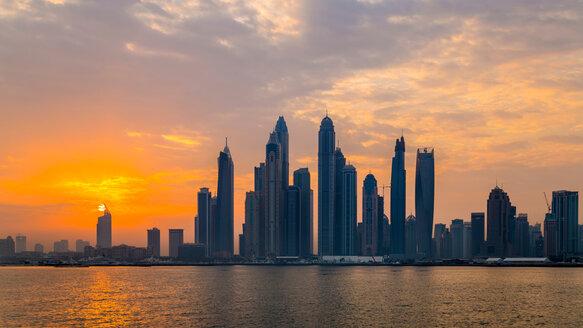 Skyline, Dubai Marina, UAE - CUF48610