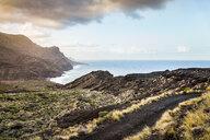 North West coast of Gran Canaria near Agaete, Canary Islands, Spain - CUF48778