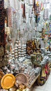 Shop full of traditional and decorative homeware, Marrakech, Morocco - CUF48811