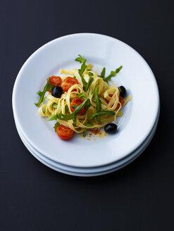 Tagliatelle Pasta  alla putanesca - PPXF00153