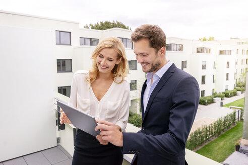 Deutschland, NRW, Köln, Eigenheim, Haus, Business, Immobilien, Makler - PESF01462