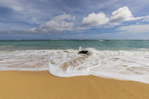 USA, Hawaii, Oahu, Ka'O'lo Point, beach - FOF10352