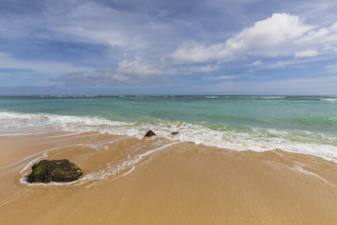 USA, Hawaii, Oahu, Ka'O'lo Point, beach - FOF10355
