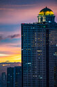 State Tower at sunset, Bangkok, Thailand - ISF20848