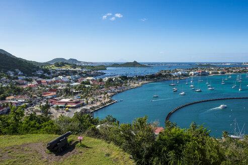 Caribbean, Antilles, Sint Maarten, Marigot, Oversea France - RUNF01246