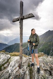 Schweiz, Kanton Wallis, Wanderung Foggenhorn - DMOF00134