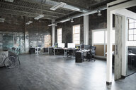 Empty loft creative business office - HEROF23878
