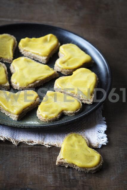Cookies with lemon glaze - EVGF03437