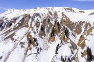 Austria, Vorarlberg, Allgaeuer Alps, winter at Hochtannberg Pass - STSF01860
