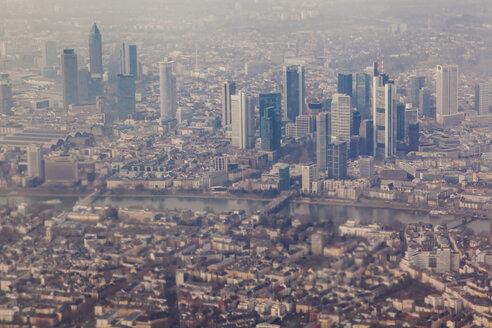 Brasil, São Paulo, São Paulo, aerial view - FLMF00155