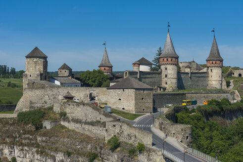 Kamianets-Podilskyi castle, Kamianets-Podilskyi, Ukraine - RUNF01411
