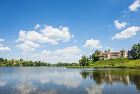Svirzh Castle, Lviv Oblast, Ukraine - RUNF01420