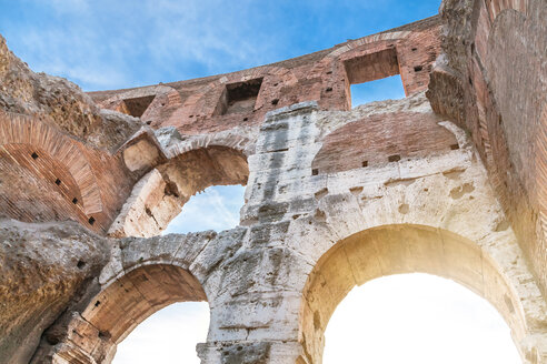 Italy, Rome, archs of Colosseum - FLMF00164