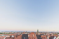 Germany, Nuremberg, Old town, cityscape in the evening light - MMAF00855