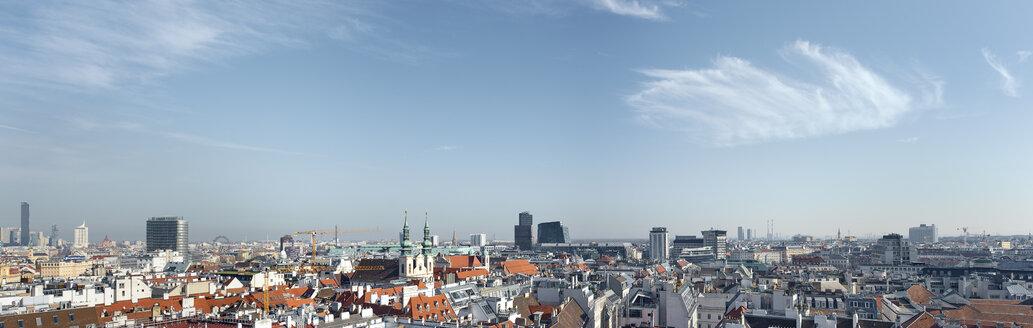 Austria, Vienna, Cityscape, Panorama - ZEDF01960