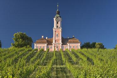 Germany, Baden-Wuerttemberg, Birnau, Birnau Basilica - SH02055